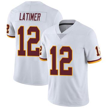 Youth Cody Latimer Washington Redskins Nike Limited Vapor Untouchable Jersey - White