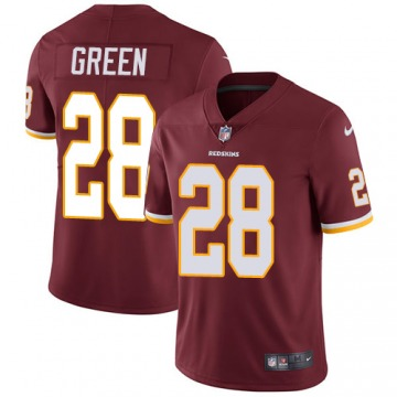 Youth Darrell Green Washington Redskins Nike Limited Burgundy Team Color Jersey - Red